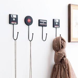 מתלים קולבים מפתחות בגדים מעוצבים למשרד לחנות למטבח Life-Design | לייף-דיזיין