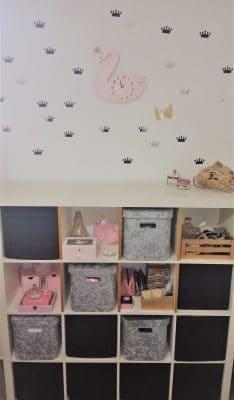 עיצוב חדרי ילדות מדפים, קופסאות עץ, תיבות לרכישה לייף דיזיין