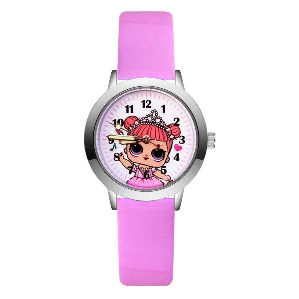 מתנות ליום הולדת לילדות הפתעות L.O.L SURPRISE להזמנה לייף-דיזיין שעון
