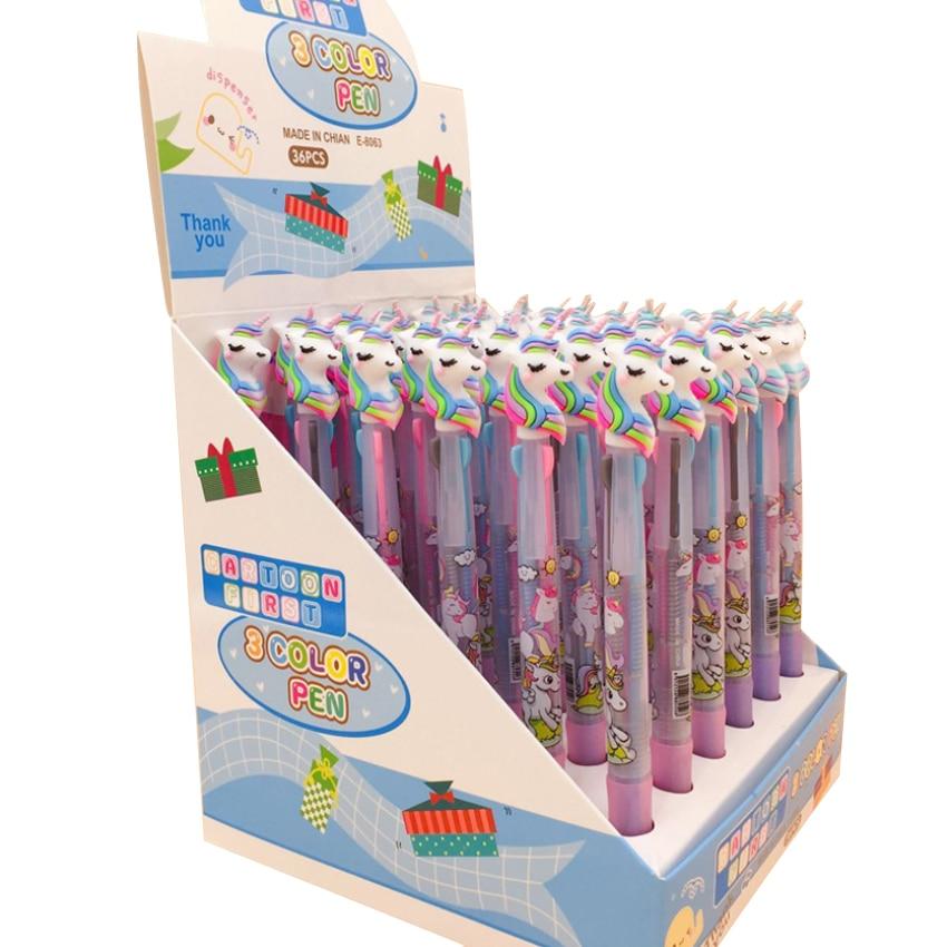 יום הולדת יוניקורן מדבקות עטים ארנק לרכישה לייף דיזיין