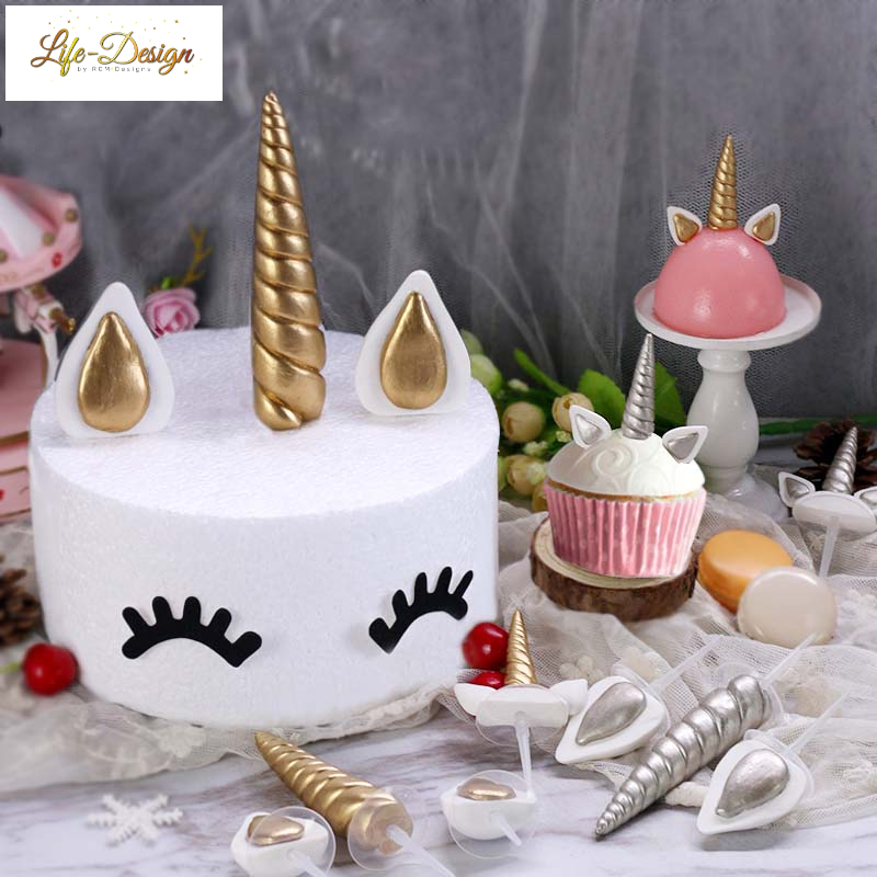 יום הולדת חד קרן רעיונות לעיצוב שולחן לילדים  בלון בלונים הליום אוויר לילדות לייף-דיזיין להזמנה